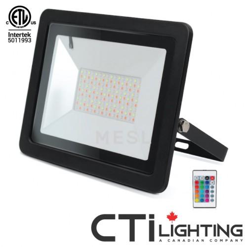 LED RGB FLOOD LIGHT 50W