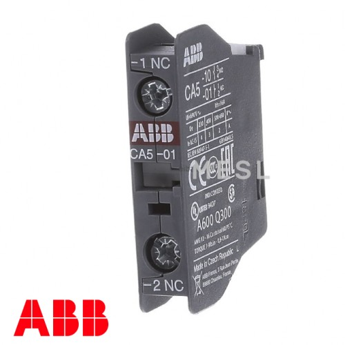 CA5-01 Auxiliary Contact Block