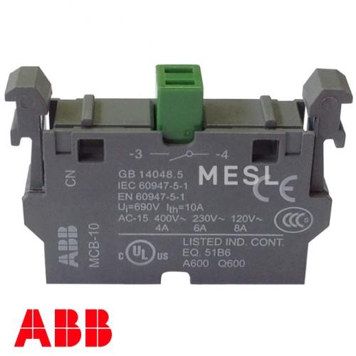 MCB-10 Contact Block