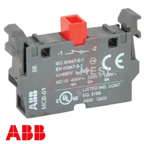 MCB-01 Contact Block