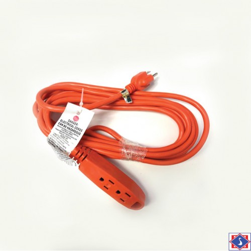 15 FEET EXTENSION CORD