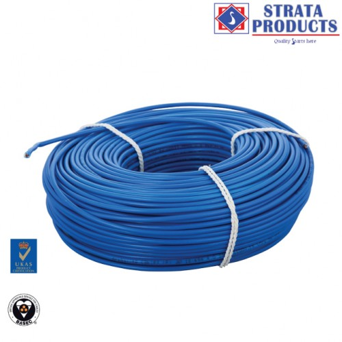 STRATA SINGLE SINGLE CABLE 1x 4mm2