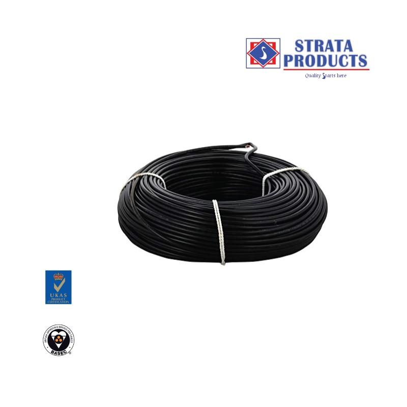 STRATA SINGLE SINGLE CABLE 1X6mm2