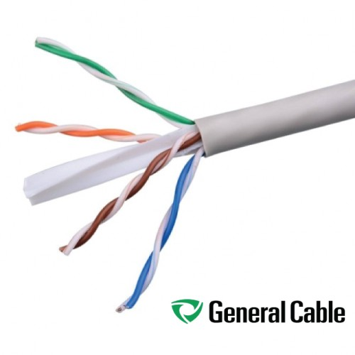 CAT 6 FTP CMR 4 PAIR 24AWG CABLE