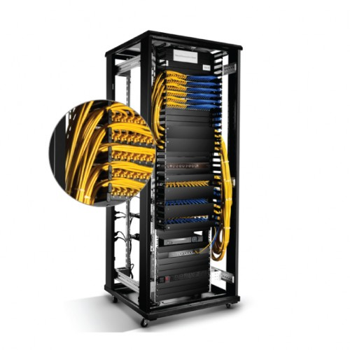 42U SKD SERVER RACK W800MM