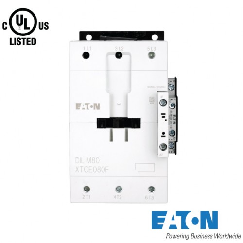 IEC FULL VOLTAGE NON-REVERSING CONTACTOR