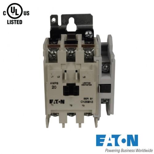 EATON CN35 ELECTRICALLY HELD LIGHTING CONTACTOR