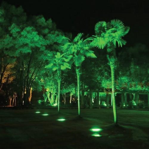 25W PAR38 CFL GREEN