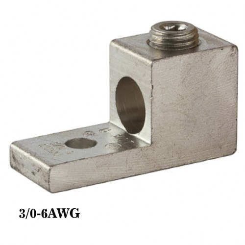 One conductor one hole mount 3/0T