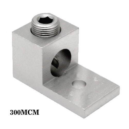 One conductor one hole mount 300MCM