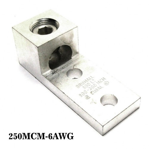 One Conductor - Two Hole Mount 250L-2