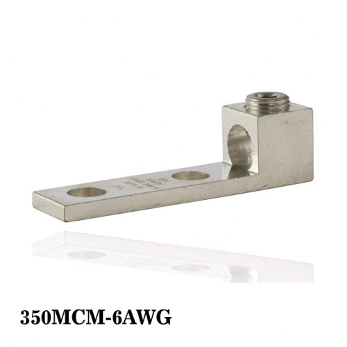 One Conductor - Two Hole Mount 350L-2