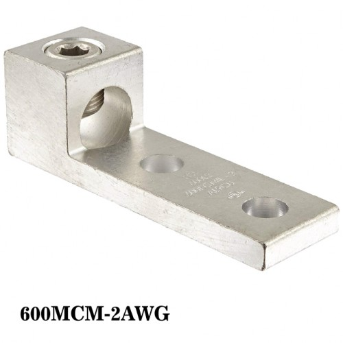 One Conductor - Two Hole Mount 600L2