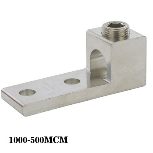 One Conductor - Two Hole Mount HHLLA2-1000