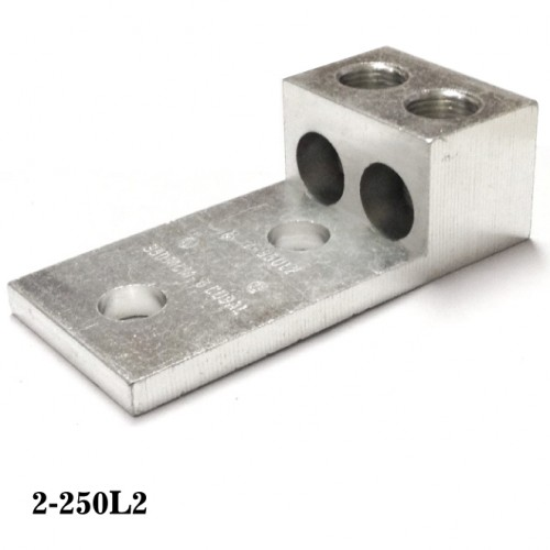 Two Conductor - Two Hole Mount 2-250L2