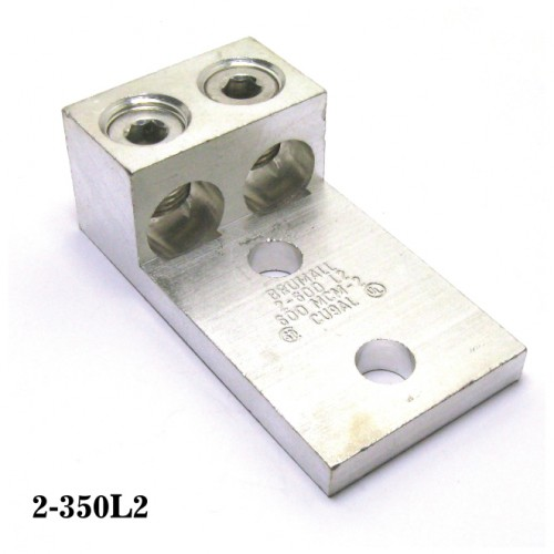 Two Conductor - Two Hole Mount 2-350L2