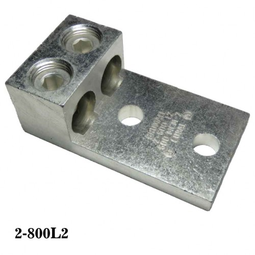 Two Conductor - Two Hole Mount 2-800L2