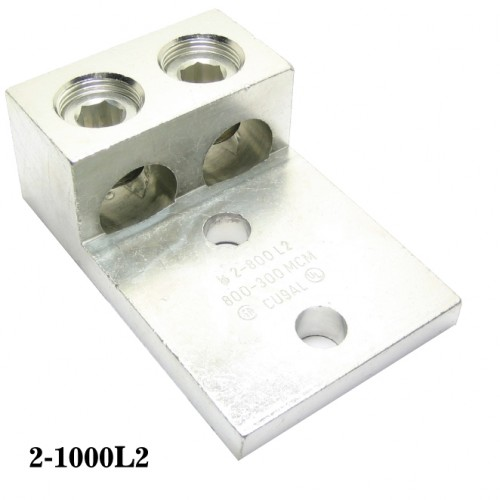 Two Conductor - Two Hole Mount 2-1000L2