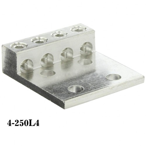 Four Conductor - Four Hole Mount 4-250L4