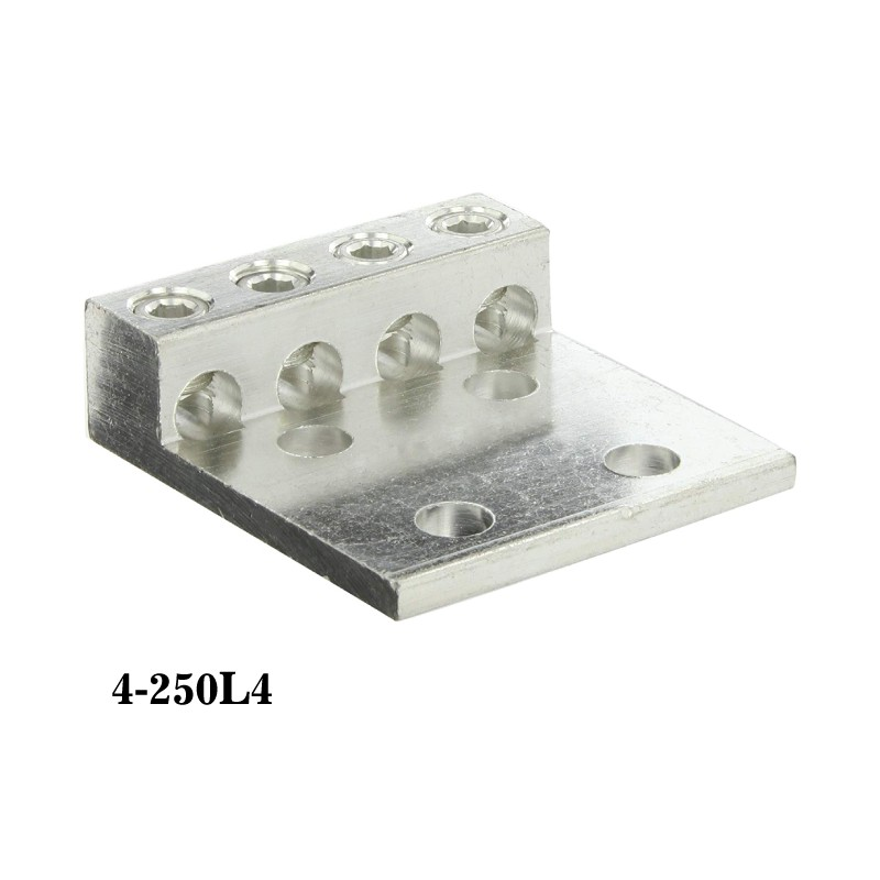 Three Conductor - Two & Four Hole Mount 4-250L4