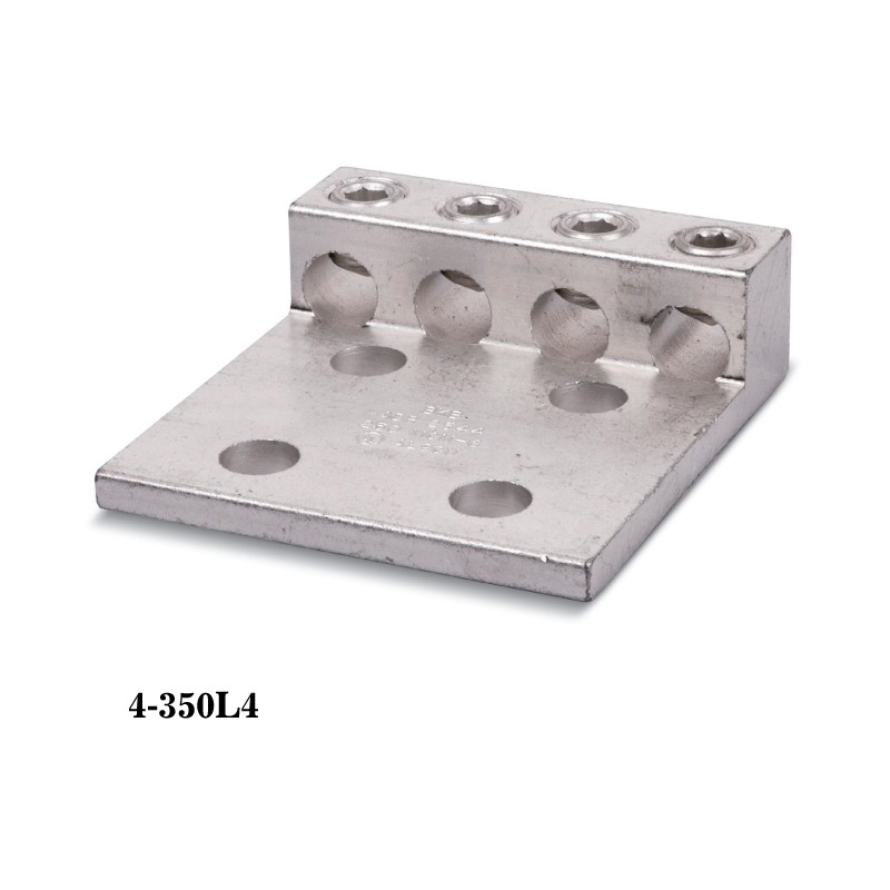 Three Conductor - Two & Four Hole Mount 4-350L4