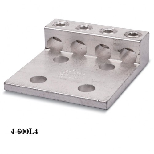 Four Conductor - Four Hole Mount 4-600L4