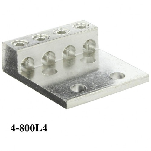 Four Conductor - Four Hole Mount 4-800L4