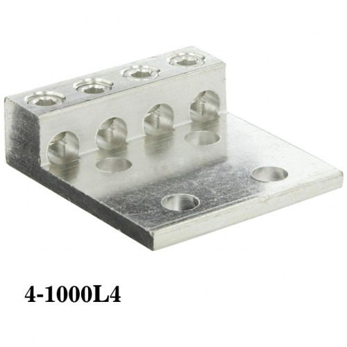 Four Conductor - Four Hole Mount 4-1000L4
