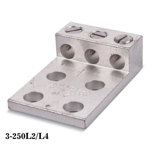 Three Conductor - Two & Four Hole Mount 3-250L2/L4