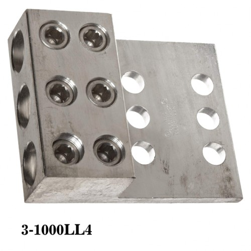 Three Conductor - Two & Four Hole Mount 3-1000LL4