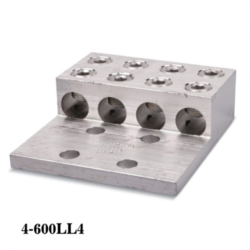 Four Conductor - Four Hole Mount 4-600LL4