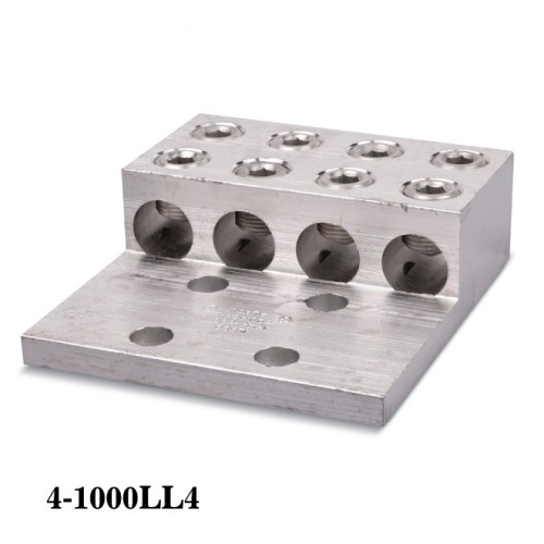 Four Conductor - Four Hole Mount 4-1000LL4