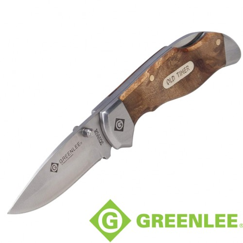 FOLDIND DROP POINT KNIFE (2-2/4 SS POP)