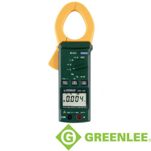 1000A INDUSTRIAL AC/DC CLAMP METER