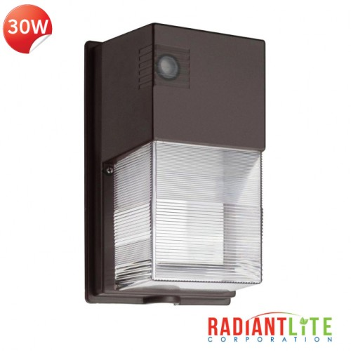 LED RECTANGLE WALL PACK 30W