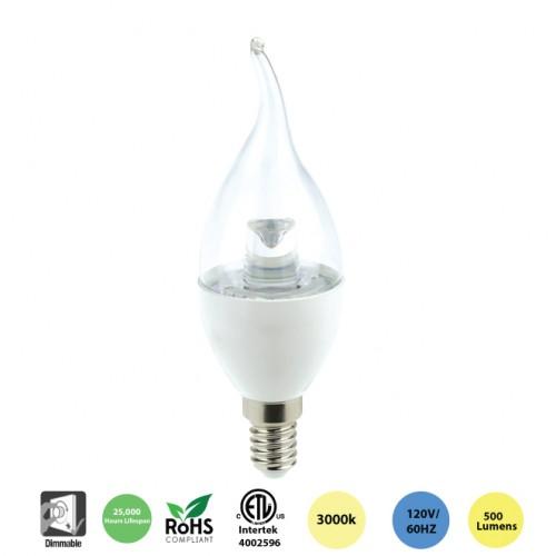 Candle Lamps E12