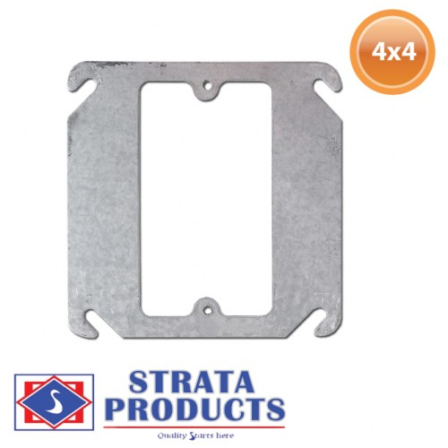 4X4 FLAT S/DEVICE COVER