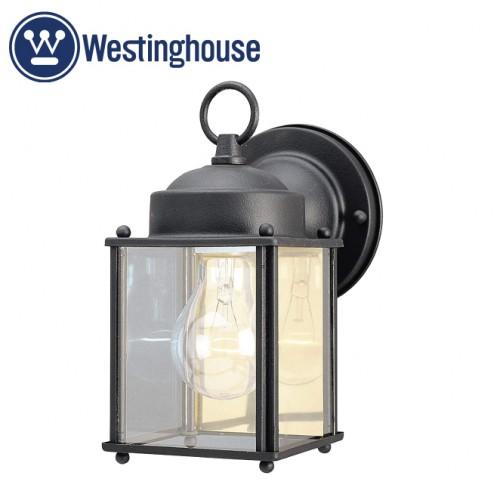 ONE-LIGHT OUTDOOR WALL LANTERN