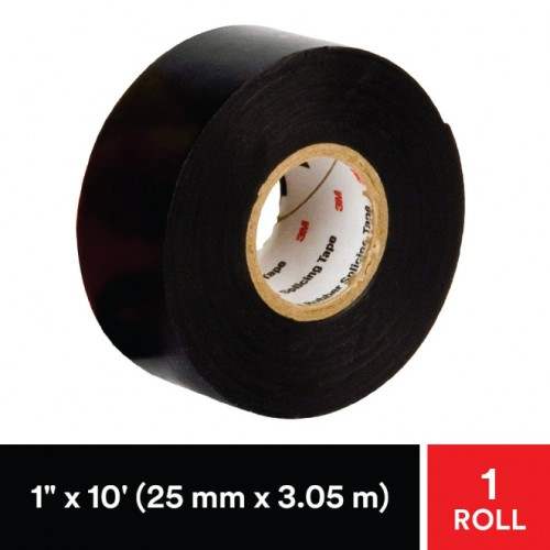 Linerless Rubber Splicing Tape 130C