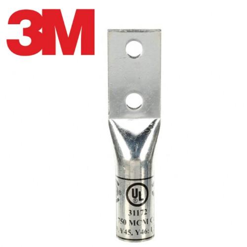 Scotchlok™ Copper Two Hole Long Barrel Lug 31172