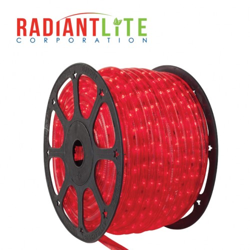LED ROPE RED