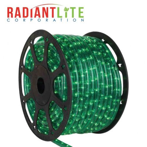 LED ROPE GREEN