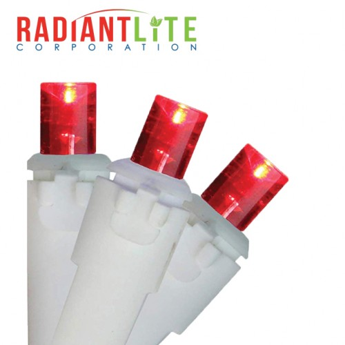 M5 LED ICICLE LIGHT RED COLOR