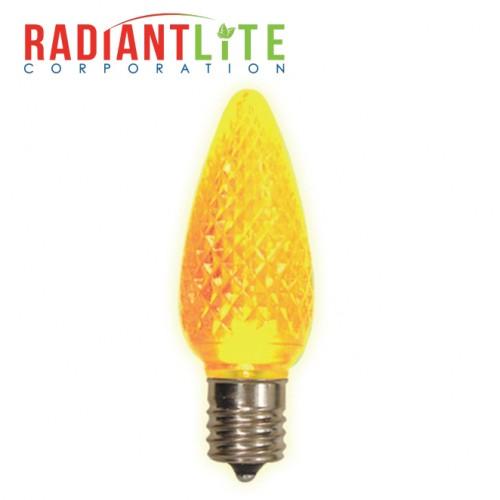 C9 LED YELLOW LIGHT