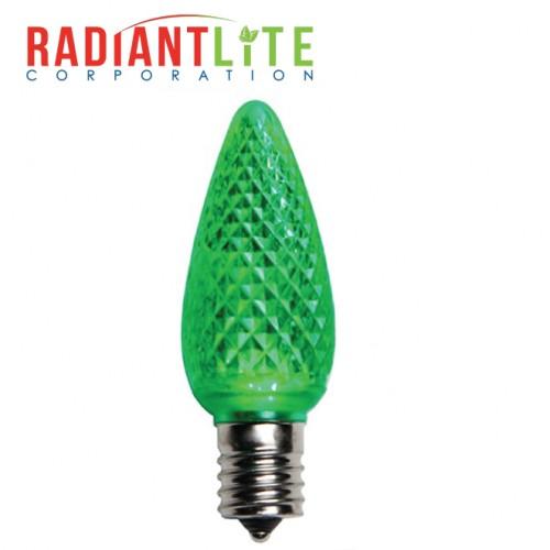 C9 LED GREEN LIGHT