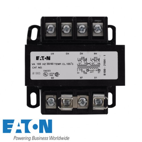 EATON TYPE MTE INDUSTRIAL CONTROL TRANSFORMER