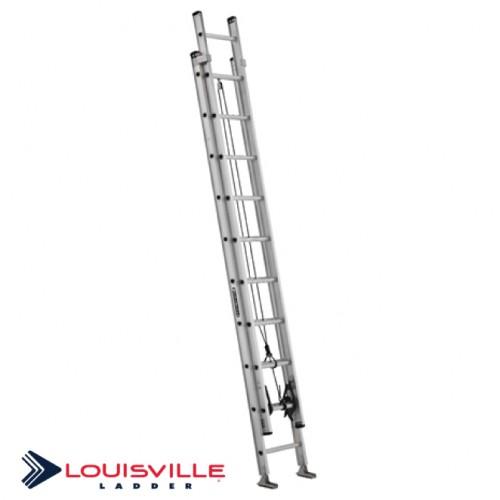 louisville ladder 16-foot aluminum extension ladder