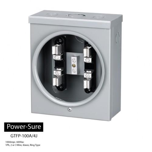 ELECTRICAL METER BASE-GTFP-100A