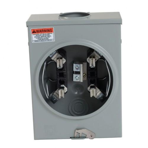 ELECTRICAL METER BASE-GTFP-125A/4J