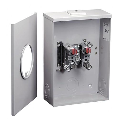ELECTRICAL JUMBO METER BASE-GTFP-200A/4J N